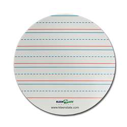 Circles Manuscript Lined Replacement Dry Erase Sheets By Kleenslate Concepts