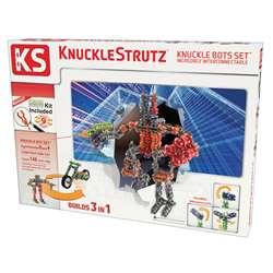Knuckle Bots Set, KNS1KNUCKLEBOTSET
