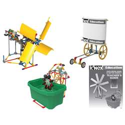 Knex Exploring Wind & Water Energy, KNX77051