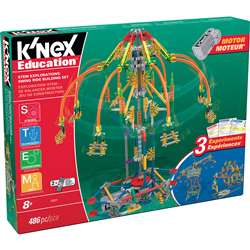 Knex Stem Swing Ride Building Set, KNX77077