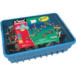 Knex Education Maker Kit Wheels, KNX78498