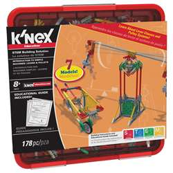 Knex Levers And Pulleys By K'Nex