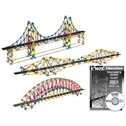Knex Real Bridge Building, KNX78680