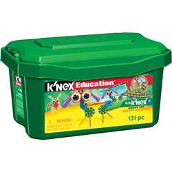 Kid Knex Construction Set Group Set By K'Nex