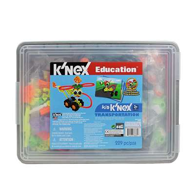 Kid Knex Transportation By K'Nex