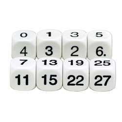 Math Numbers Dice By Koplow Games