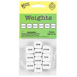 Weights Dice By Koplow Games