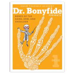 Bones Of Hand Arm And Shoulder Dr Bonyfide Activit, KWYDRBBK1EA1
