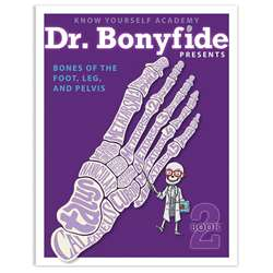 Bones Of Foot Leg And Pelvis Dr Bonyfide Activity , KWYDRBBK2EA1