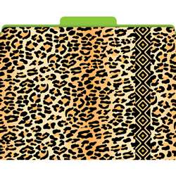 Functional File Folders Leopard By Barker Creek Lasting Lessons
