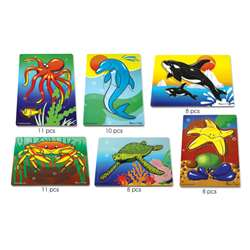 Puzzle Sea Life By Melissa & Doug