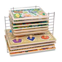 Deluxe Wire Puzzle Rack By Melissa & Doug
