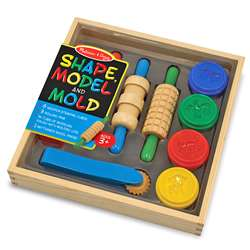 Shape Model And Mold By Melissa & Doug
