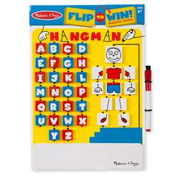 Flip To Win Hangman By Melissa & Doug