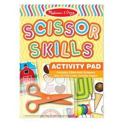 Scissor Skills Activity Pad, LCI2304