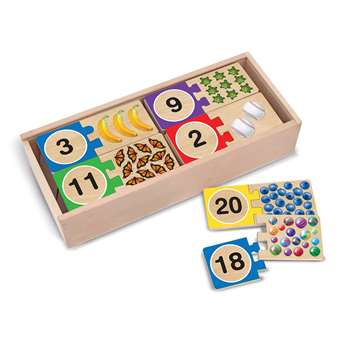 Self Correcting Number Puzzles By Melissa & Doug