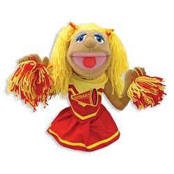 Cheerleader Puppet By Melissa & Doug
