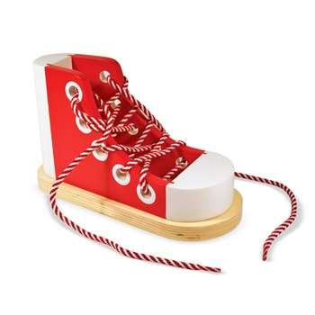 Wood Lacing Sneaker By Melissa & Doug