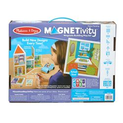 Building Play Set Our House Magnetivity Magnetic, LCI30650