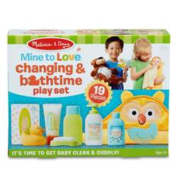 Mine To Love Changing & Bathtime St, LCI31703