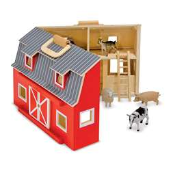 Fold & Go Barn By Melissa & Doug