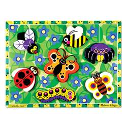 Insects Chunky Puzzle By Melissa & Doug