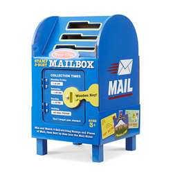 Wooden Mailbox By Melissa & Doug