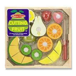 Cutting Fruit Crate By Melissa & Doug