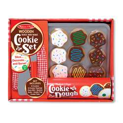 Slice And Bake Cookie Set By Melissa & Doug