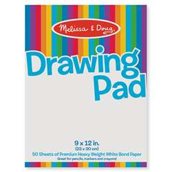 Drawing Pad 9 X 12 By Melissa & Doug