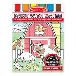 Paint With Water Farm Animals By Melissa & Doug