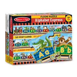 Alphabet Express Floor Puzzle By Melissa & Doug