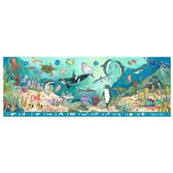 Search & Find Beneath The Waves Floor 48Pc By Melissa & Doug