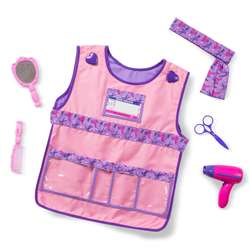 Beautician Role Play Costume Set By Melissa & Doug