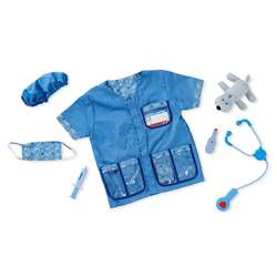 Veterinarian Role Play Costume Set By Melissa & Doug