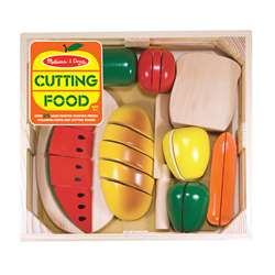 Wooden Food By Melissa & Doug