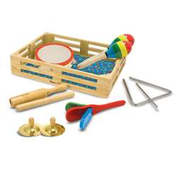 Band In A Box By Melissa & Doug
