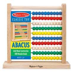 Wooden Abacus By Melissa & Doug