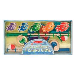 Catch & Count Fishing Game, LCI5149