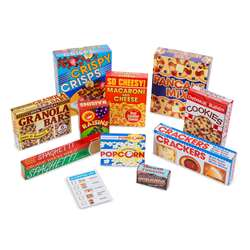 Lets Play House Grocery Shelf Boxes, LCI5501
