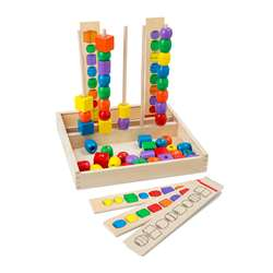 Bead Sequencing Set By Melissa & Doug