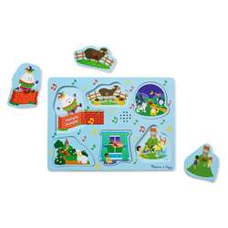 Nursery Rhymes 2 Sound Puzzle Sing Along, LCI737