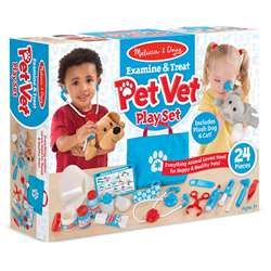 Examine And Treat Pet Vet Play St, LCI8520
