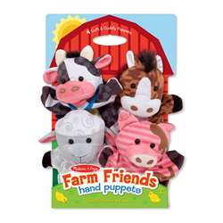 Farm Friends Hand Puppets, LCI9080
