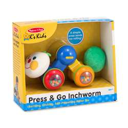 Press And Go Inchworm, LCI9174