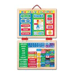 Shop My First Daily Magnetic Calendar - Lci9253 By Melissa & Doug