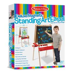 Deluxe Magnetic Standing Art Easel, LCI9336