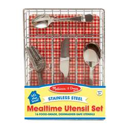 Lets Play House Mealtime Utensil Set, LCI9347
