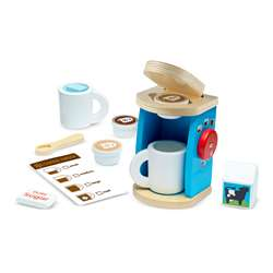 Wooden Brew & Serve Coffee Set, LCI9842