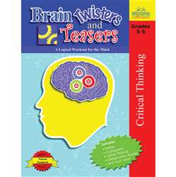 Brain Twisters And Teasers By Milliken Lorenz Educational Press